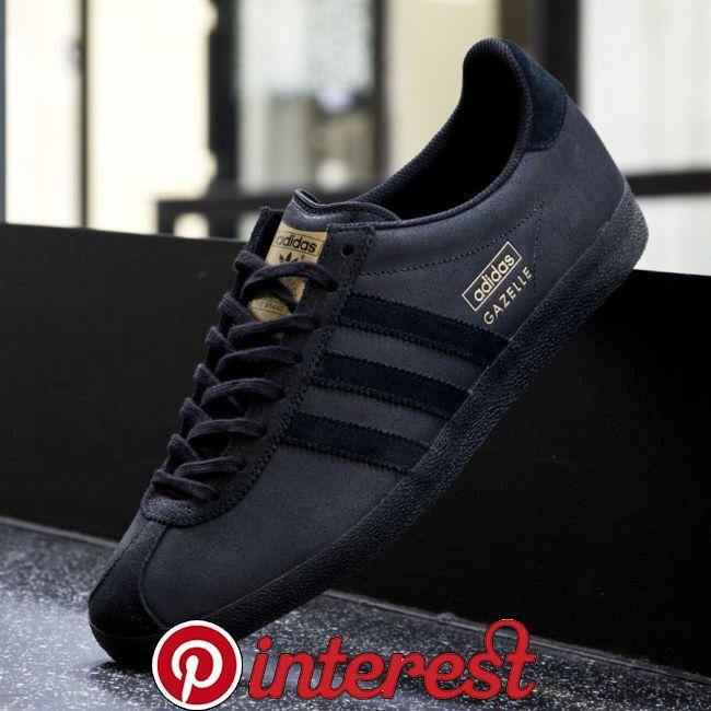 adidas Gazelle OG Leather | Adidas gazelle, Sneakers men fashion ...