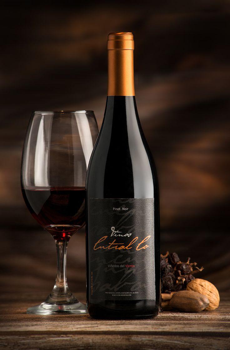 Vino tinto, Malbec - Un buen vino tinonto, Malbec.