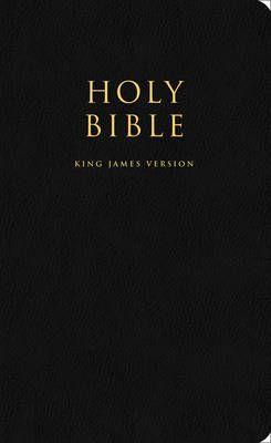 The Holy Bible: King James Version (KJV) (Leather / fine binding)