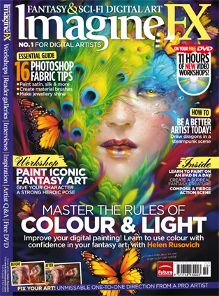 Imagine FX - www.imaginefx.com    #imaginefx #magazine #sci-fi #futurepublishing #jobs #bathjobs #londonjobs