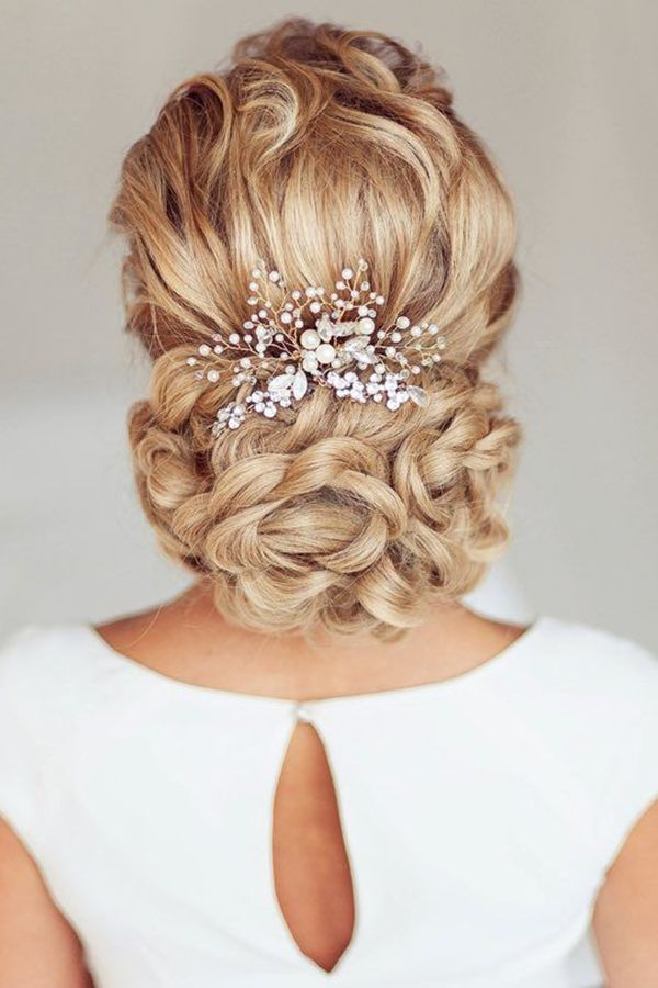 incredibly stunning wedding hairstyles of updos