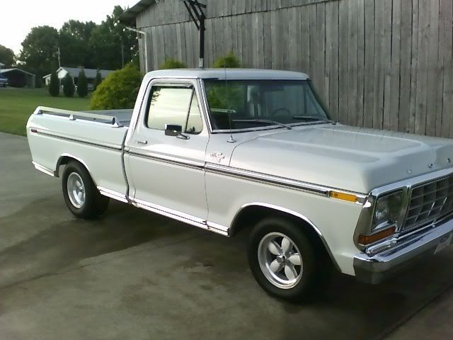 1979 Ford f150 wow mint.... Used to have one