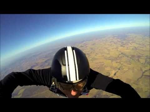 Skydiving fun - July