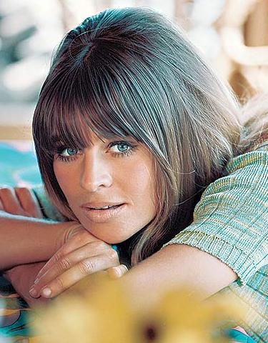 Julie Christie...when I saw her in Dr. Zhivago, I thought she was the most beautiful woman I had ever seen.