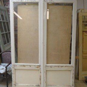 Paneeldeuren met glas Nr. 784