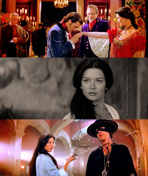 The Mask of Zorro is a great action movie full of romance.