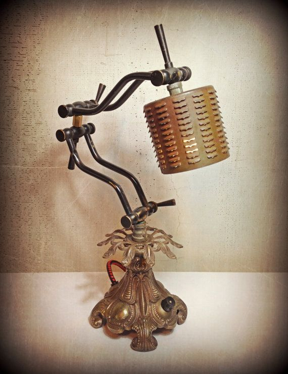 689 Best Images About Steampunk Industrial Lighting On