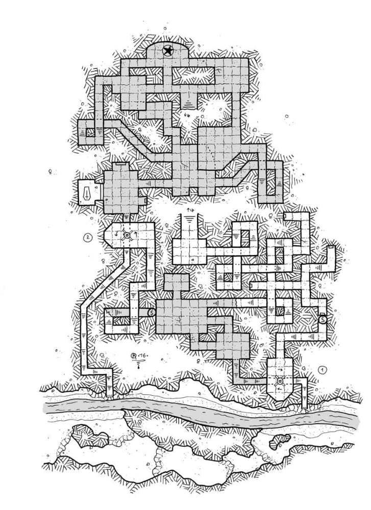 #Mapvember Day 19 : #Engine Under the Eolune's Labyrinth The strange Eolune's Labyrinth is hidden in the middle of Leekraes' forest. The bushy hedges, presumably magical, haven't moved, the paths are still well defined, even if the places haven't been maintained for hundred of years. It contains in its heart two entries of dungeon. The first one is totally flooded … The second entrance lead to labyrinthine corridors that sink deep into the ground. The corridor also ends up being tota
