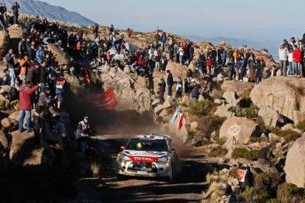 Loeb Argentina win 344x229 Loeb takes final gravel WRC win of his career