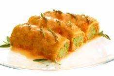 Cannelloni di asparagi con crema di carote -  #juliesoissons