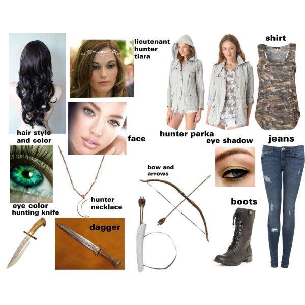 hunter of artemis costume - Google Search | Artemis ...
