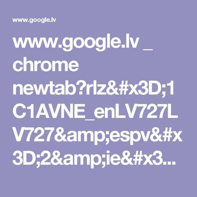 www.google.lv _ chrome newtab?rlz=1C1AVNE_enLV727LV727&espv=2&ie=UTF-8