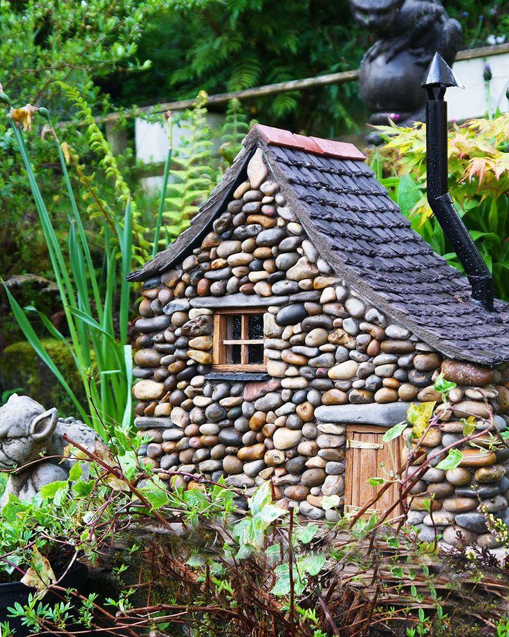 Fairy House Roof Ideas