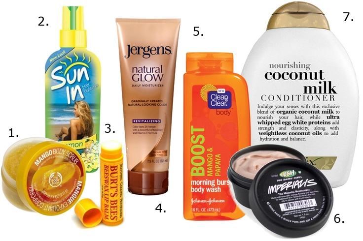get ready: Summer Products