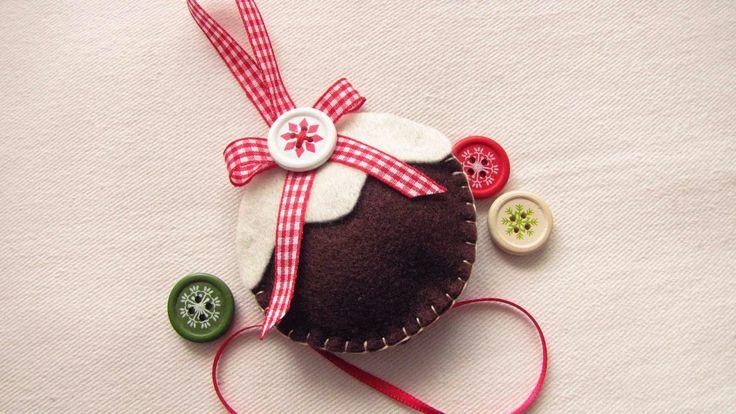 Sewing Sophia: Felt Ornaments for a magical Christmas