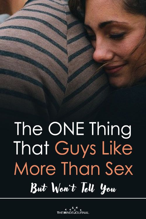 what do guys like when making out