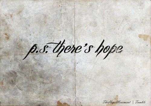 Dwindling....  But... yes...   There is Hope...