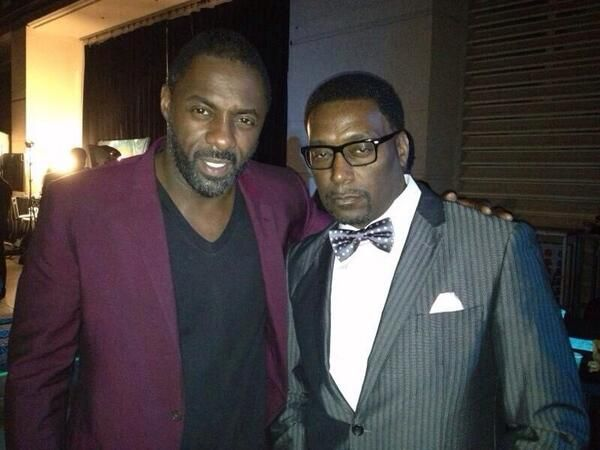 Idris Elba & Big Daddy Kane
