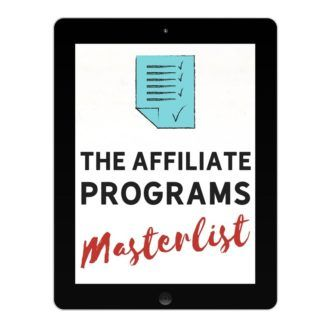 Want to start making money blogging but you haven't made your first affiliate sale yet? This affiliate marketing training bundle is everything you need!  #Affiliate