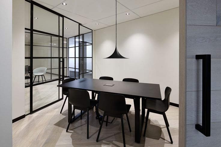 Rialto Commercial Office Fitout Meeting Room