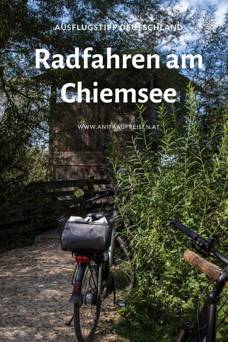 Wasserradlwege in Oberbayern Reiseblog | Anita auf Reisen