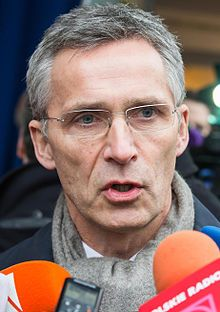 2016 NORWAY: Jens Stoltenberg B: 3/16/1959 is a Norwegian politician & the 13th Secretary General of  NATO. He served as Prime Minister of Norway from 2000 - 2001 & from 2005 - 2013.  Wikipedia