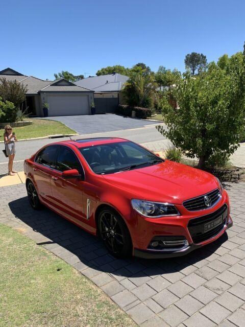 Ssv Redline Cars Vans Utes Gumtree Australia Rockingham Area Baldivis 1216842312 In 2020 Holden Commodore Holden Commodore