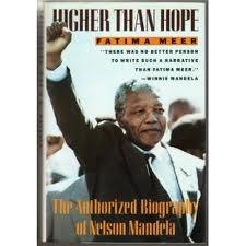Higher Than Hope, biography of Nelson Mandela