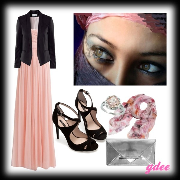 """""""Pink Inspiration"""" by g-dee on Polyvore"""