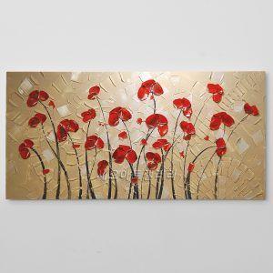 유화 꽃그림 2