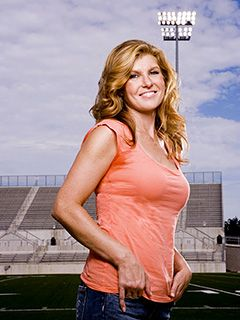 "Tami Taylor ""Friday Night Lights"" - Connie Britton"