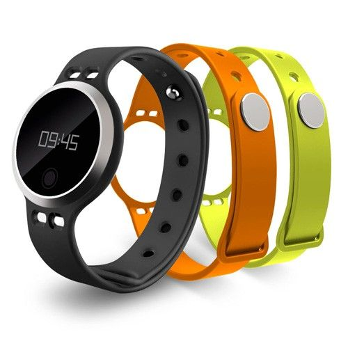 Reloj pulsera fitness Ora Fit  con podómetro, pulsómetro, control del sueño, tres pulseras. #fitness #health #sports