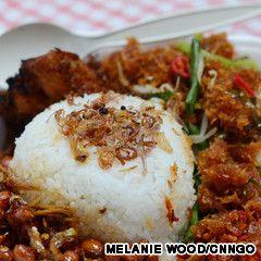40 of Indonesia's best dishes (Nasi uduk) | CNN Travel