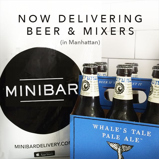 #StartupStory #5: @Minibar, which is offering #ondemandalcoholdelivery services in the US. It is targeting customers who are always on the go, and hardly get time to buy their own booze. Started by friends @Lara Crystal and @Lindsey Andrews, this #startup is definitely getting noticed as the #alcoholdelivery buddy.  #ExclusiveInterview with Lara Crystal and Lindsey Andrews, Co founder of #Minibar.