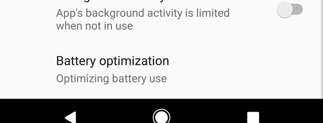 How to Limit Background Activity for Apps in Android Oreo to Save Battery Life https://www.howtogeek.com/324566/how-to-limit-background-activity-for-apps-in-android-oreo/?utm_campaign=crowdfire&utm_content=crowdfire&utm_medium=social&utm_source=pinterest