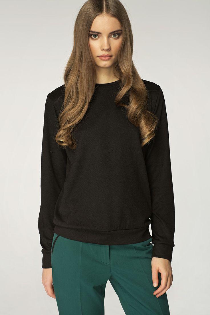 #sweater #black  http://www.sklep.nife.pl/p,nife-odziez-sweter-sw02-czarny,40,686.html
