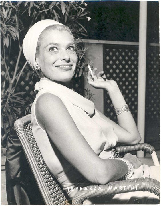 Melina Mercouri - Greek actress
