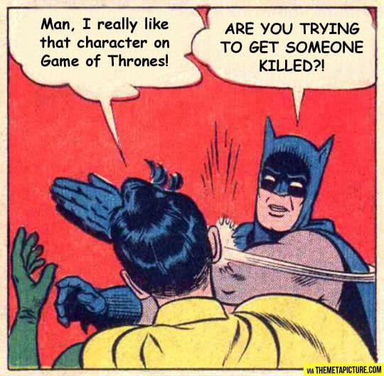 Game of thrones truth...