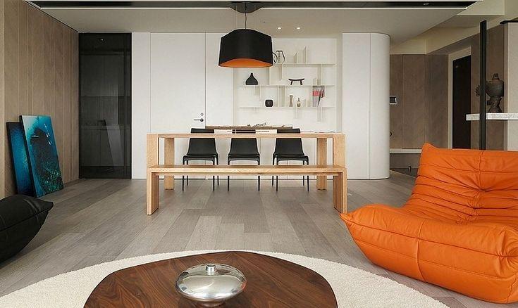 sofa tipo japa laranja ♥