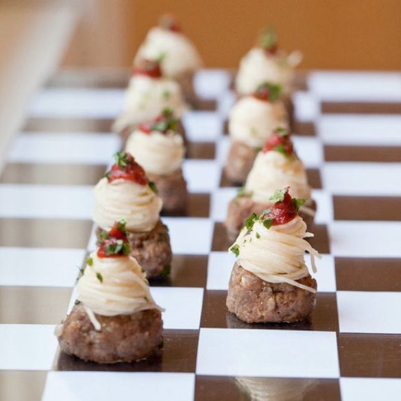 find this pin and more on wedding appetizers