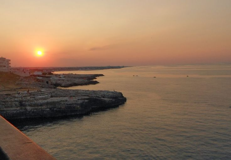 Another day in Italy! LOVE the sunset :)