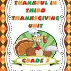 Your students will have a blast and stay academically focused with this Common Core aligned Thanksgiving unit.   This 40 page unit includes -  * A ...