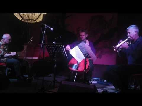 Triple Berry Trio playing a part from the new composition 'Arban' composed in 2010 by Gilles Herbillon. Worldpremiere on 23-6-2017 in The Hague in The Netherlands