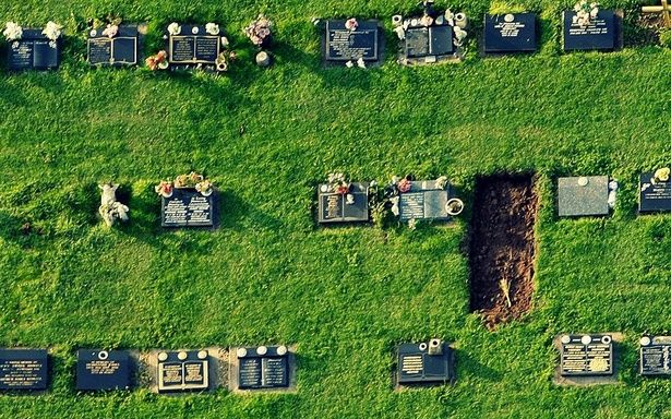 Some burial-plot owners are selling online, as the price per square foot in New York cemeteries is nearly double that of buildable land in Brooklyn.