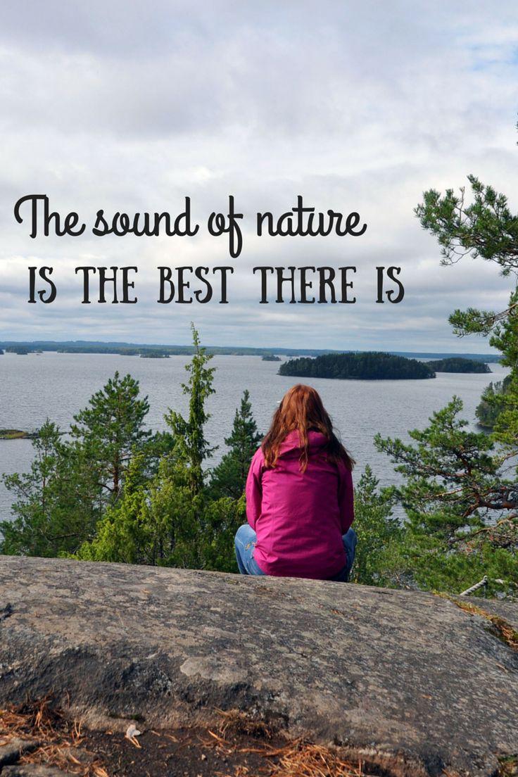 Linnansaari National Park, Finland #finland #nature #quotes
