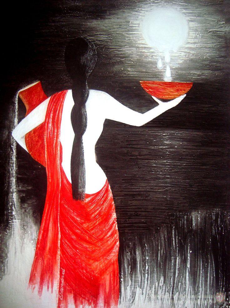 Light in Darkness-Original by MODalineARTisTree.deviantart.com on @DeviantArt