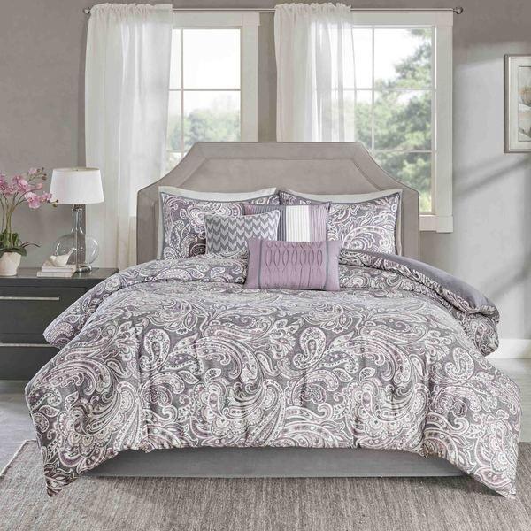Overstock Com Tips Ideas: 1000+ Ideas About Purple Comforter On Pinterest