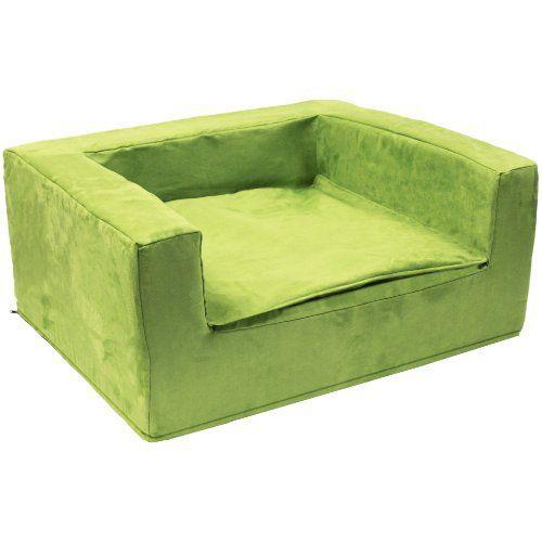 Best Friends By Sheri Luxury Sofa Suede Pet Bed 27 1 2 By 640 x 480