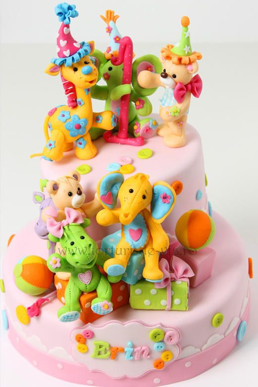 Sweet toys for Erin