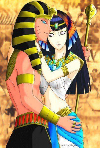 Naruto and Hinata  Fricken LOVE this!